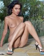Angelina Jolie Breasts Vagina Porn 002