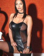 Angelina Jolie Lingerie Large Tits Nudes 001