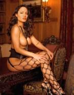 Angelina Jolie Lingerie Nice Tits Naked 001
