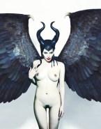 Angelina Jolie Maleficent Nude Body 001