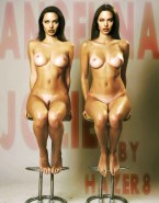 Angelina Jolie Naked Body Breasts 012