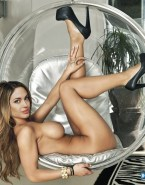 Angelina Jolie Naked Body Legs 001