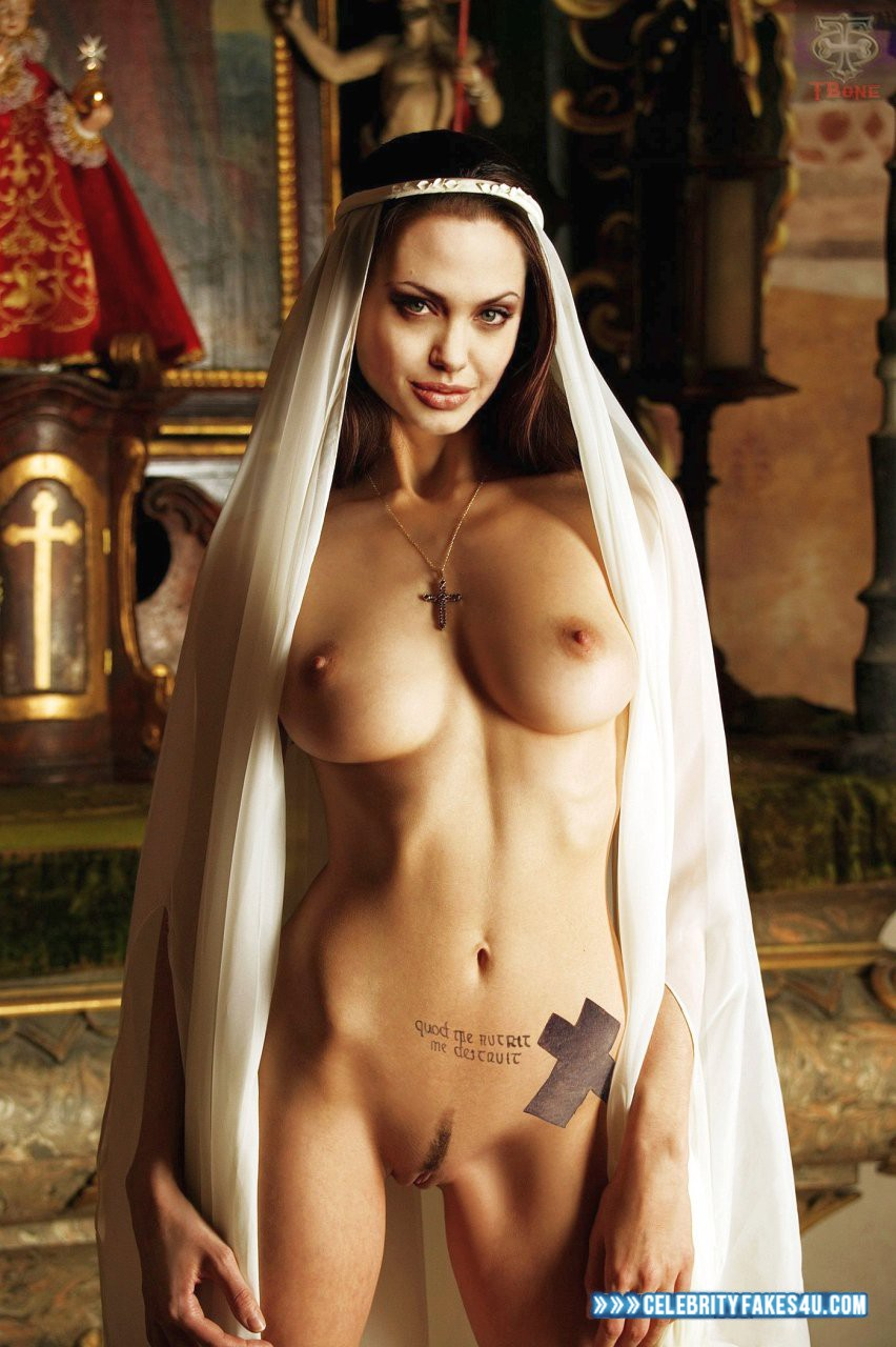 angelina jolie body porn