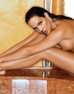 Angelina Jolie Nude Body Wet 001