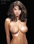 Angelina Jolie Nude Busty 001