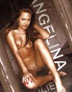 Angelina Jolie Nude Porn 002