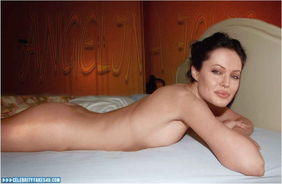 Angelina Jolie Fake, Homemade, Nude, Porn