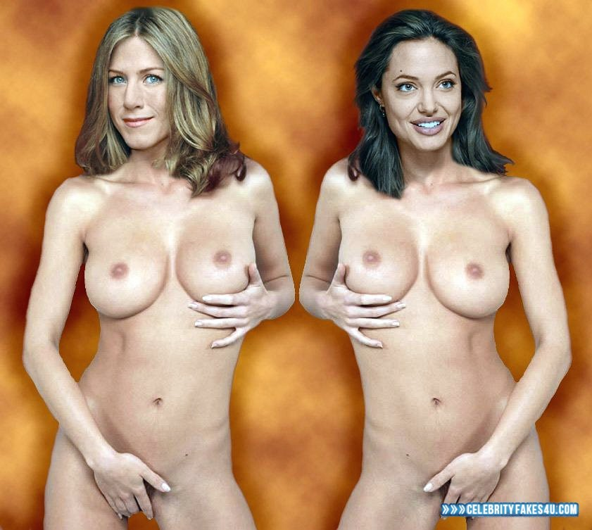 Angelina jolie masturbating