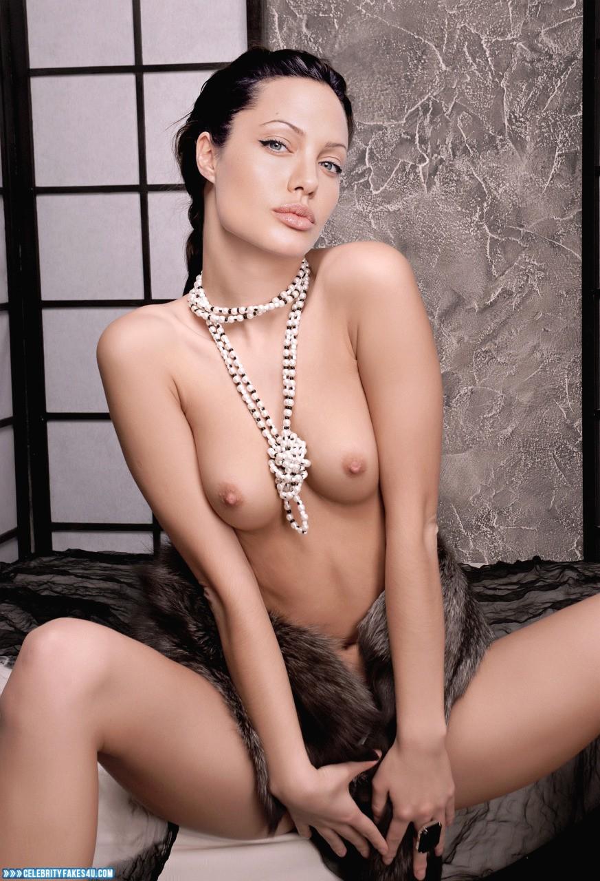 Angelina Jolie Fake, Nude, Tits, Porn