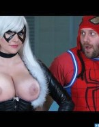 Angie Griffin Cosplay Busty 001