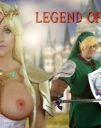 Angie Griffin Cosplay Exposed Tits Porn 001
