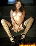 Angie Harmon Boobs Homemade Leaked Naked Fake 001