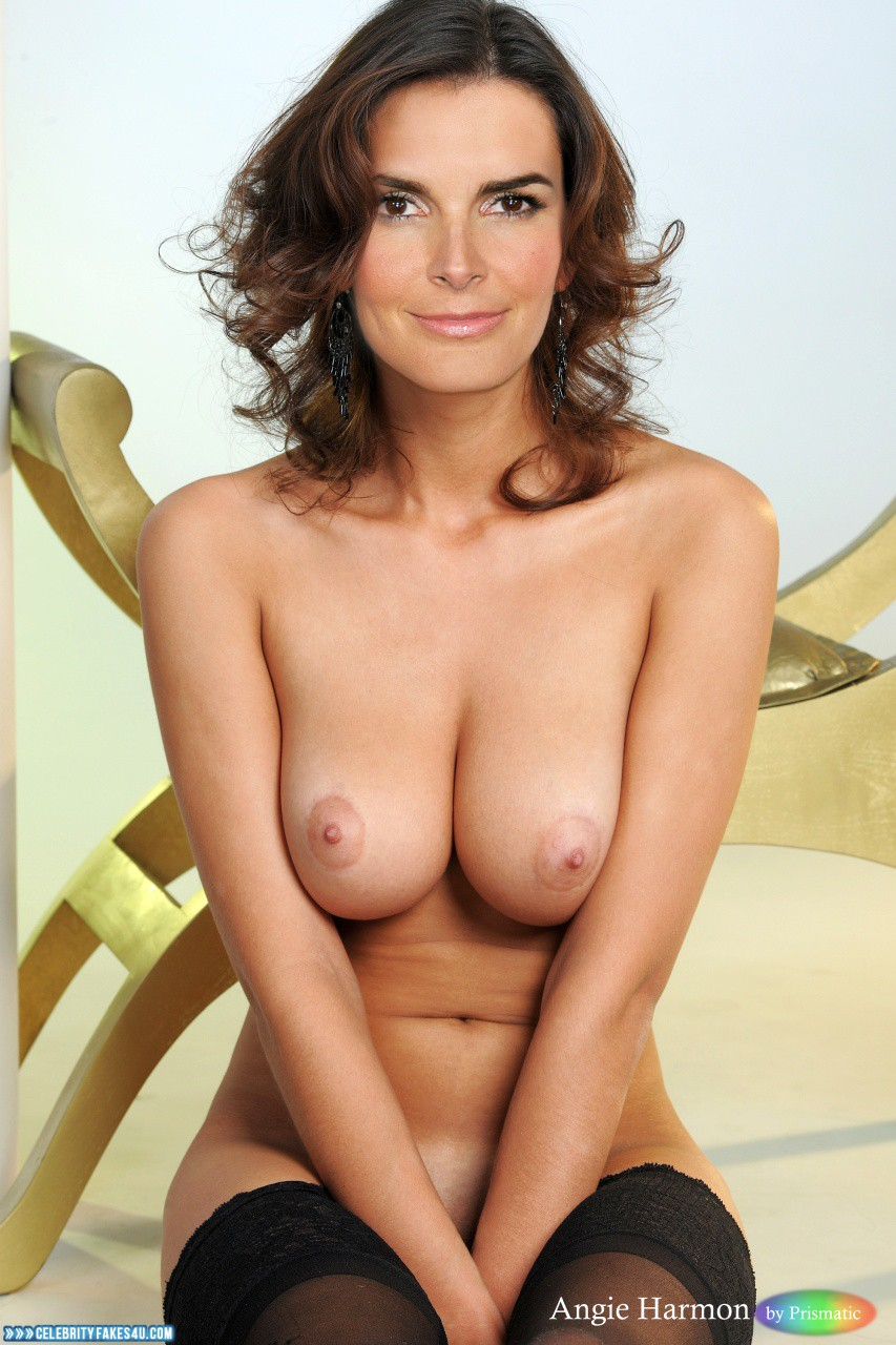 Angie Harmon Nude Pictures
