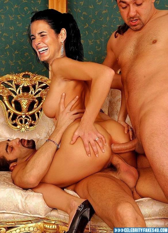 Angie harmon getting fucked — photo 10