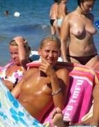 Anna Kournikova Topless Beach Porn 001