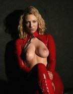 Anna Torv Hot Outfit Collar Xxx 001
