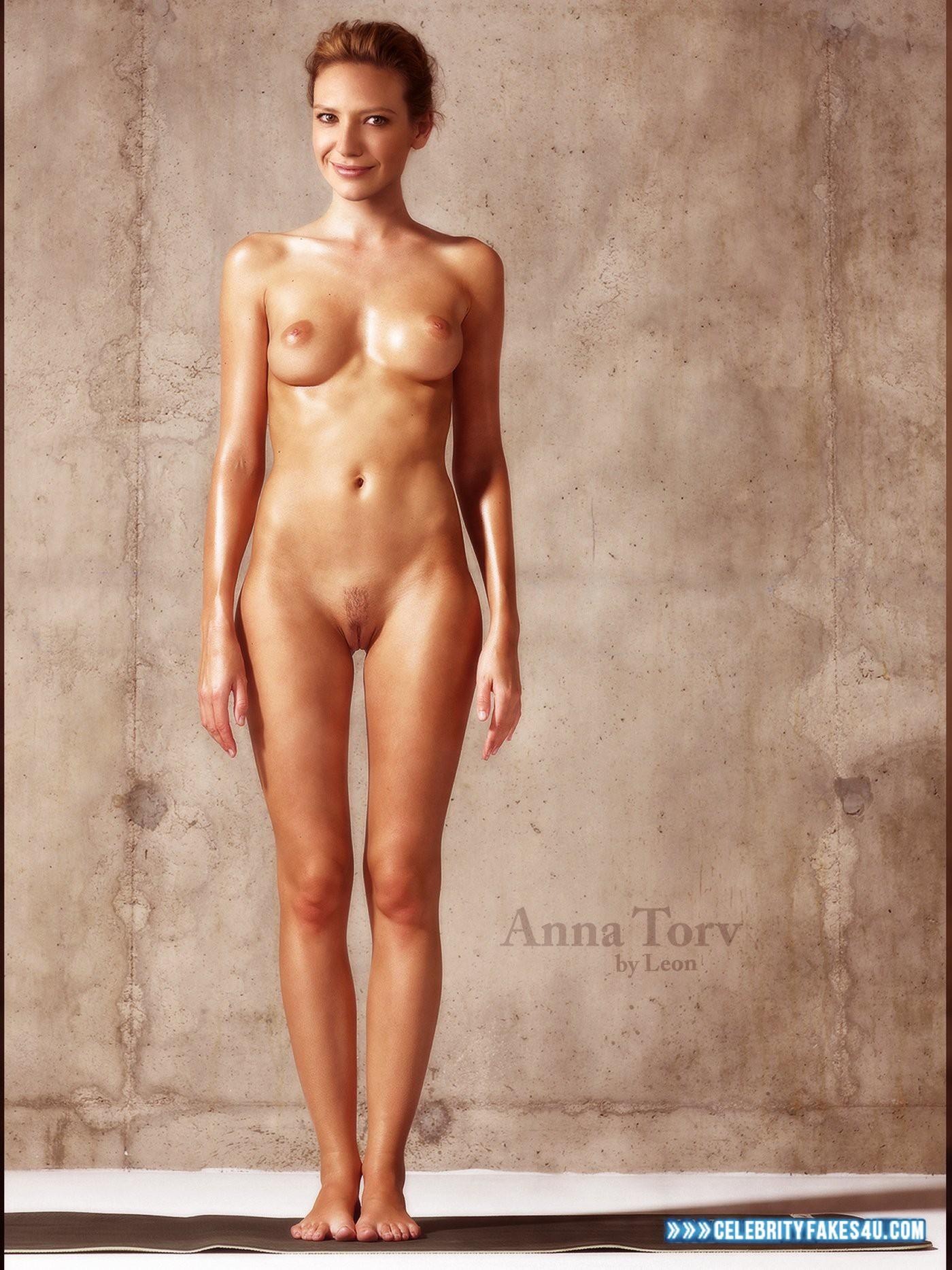 Anna torv nude fake