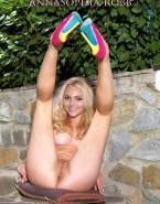 Annasophia Robb Vagina Ass Naked 001