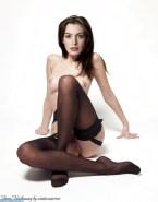 Anne Hathaway Boobs Vagina 002