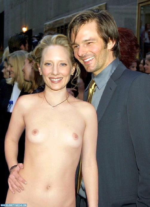 Anne Heche Fake, Multi, Public, Small Tits, Tits, Porn