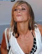 Annemarie Warnkross Cumshot Facial Fakes 001