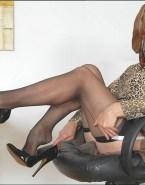 Annemarie Warnkross Stockings Legs Fakes 001