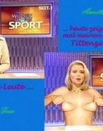 Annette Frier Naked Tits Fake-001