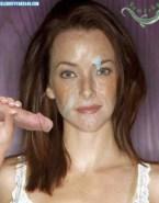 Annie Wersching Handjob Facial Cumshot Naked Sex Fake 001