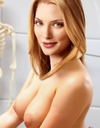 April Bowlby Horny Boobs Squeezed 001
