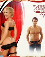 Arielle Kebbel Movie Cover Undressing Nsfw Fake 001