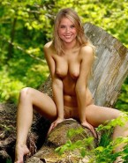 Ashley Benson Breasts Outdoor Nude Fake 001