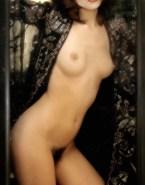 Ashley Greene Hairy Pussy Naked Body 001