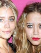 Ashley Olsen Cumshot Facial Lesbian 001