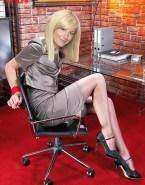 Ashley Tisdale Bondage Nudes 001