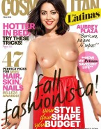 Aubrey Plaza Magazine Cover Wet Porn 001