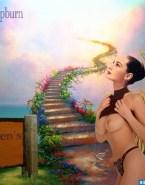 Audrey Hepburn Thong Breasts Porn Fake 001