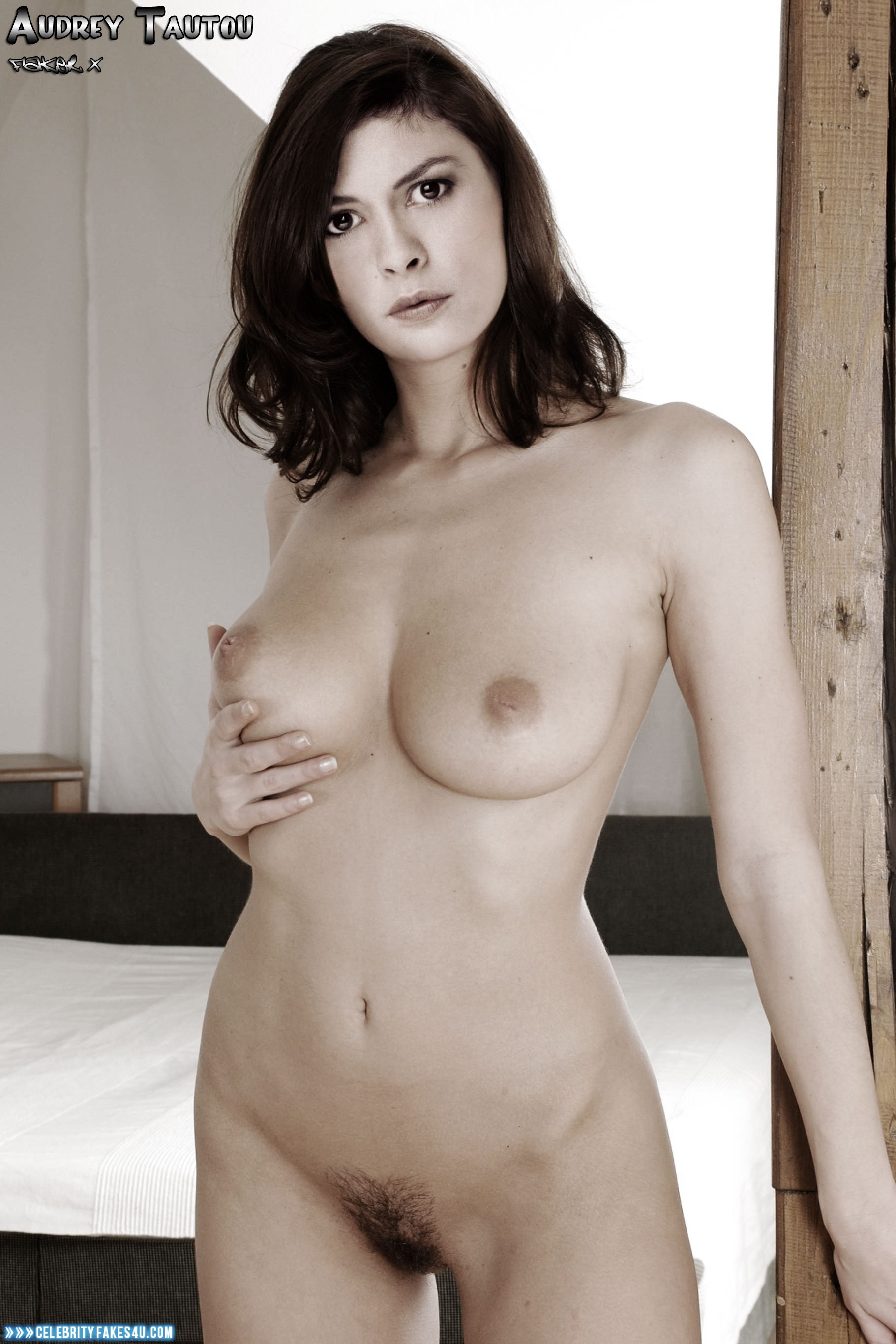 Sorry, that audrey tautou fake nude what