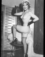Barbara Eden Ass Breasts Porn 001