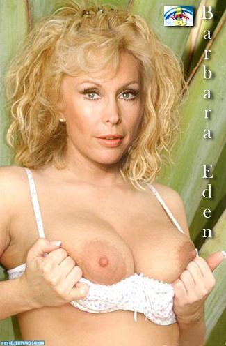 Barbara Eden Fake, Big Tits, Flashing Tits, Tits, Porn