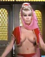 Barbara Eden Boobs I Dream Of Jeannie Naked 003