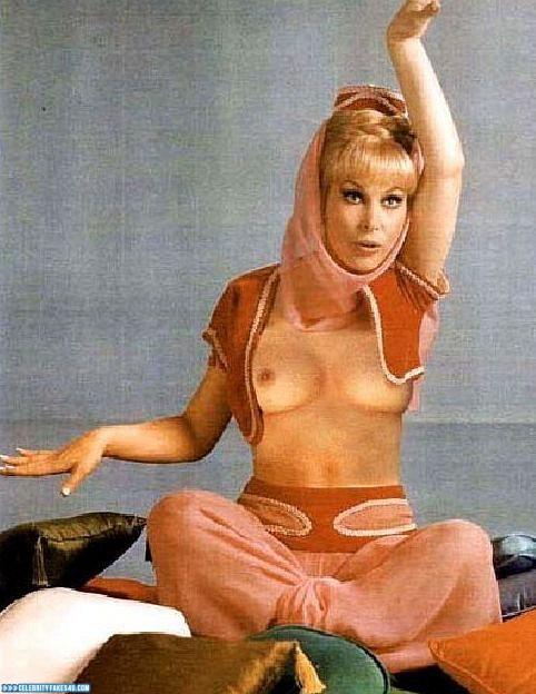 Barbara Eden Fake, I Dream of Jeannie (TV Series), Nude, Series, Tits, Porn