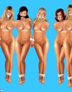 Barbara Eden Lesbian Bondage Naked 001