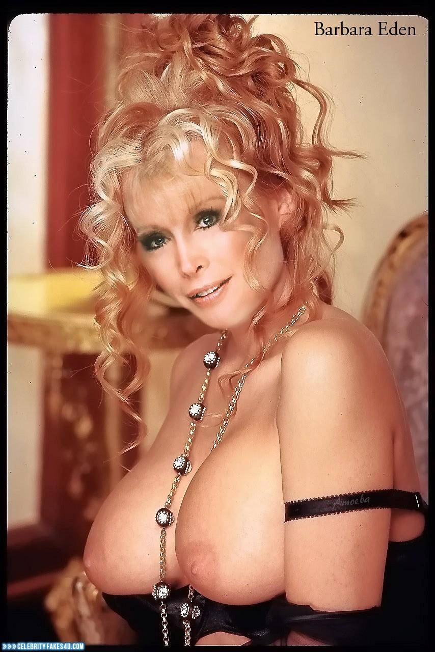 Barbara eden nude fucking orgasm
