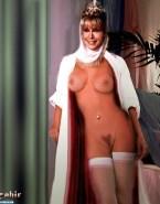 Barbara Eden Nude Body Tits 002