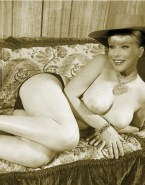 Barbara Eden Nudes Big Tits 001