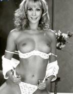 Barbara Eden Panties Lingerie Naked 001