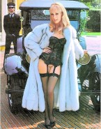 Barbara Eden Public No Panties Nsfw 001