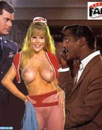 Barbara Eden See Thru Busty Nsfw 001
