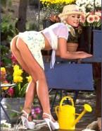 Barbara Eden Skirt Ass 001