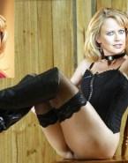 Barbara Schoneberger Lingerie Nude 001